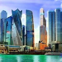 23.01.2017. Самую высокую башню в Европе планируют достроить к июлю 2017 года