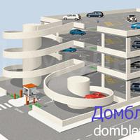 10.11.2015. В центре столицы появится многоуровневая парковка