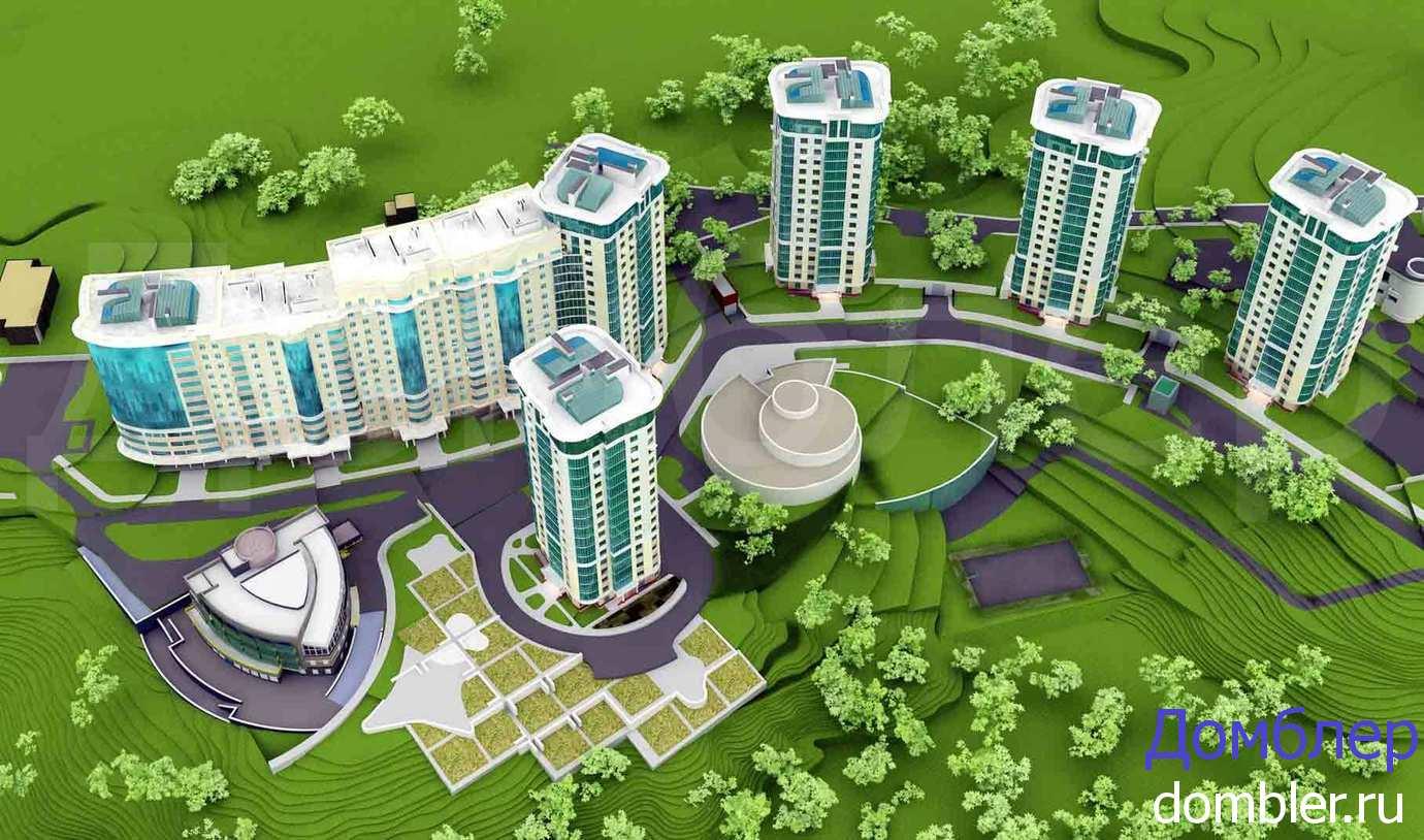 Ла манга покупка жилья в строящемся комплексе