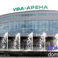 30.12.2016. В реконструкцию «Уфа-Арены» вложено 103 миллиона рублей
