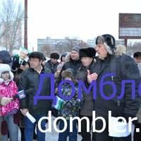 26.01.2016. В Уфе жители протестуют против точечной застройки
